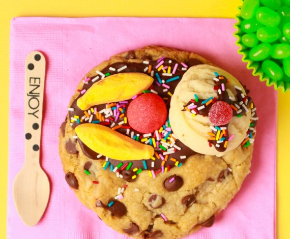 Banana Split Cookie