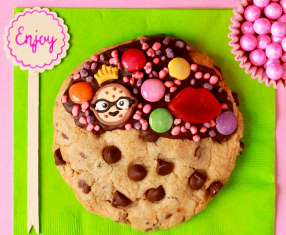 Beauty & Brains Cookie