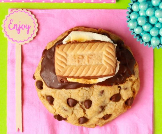 Gimmie S'more Cookie