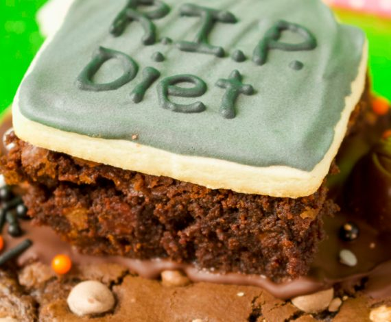 R.I.P. Diet Cookie