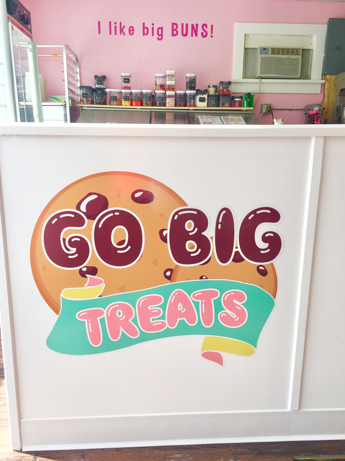 Go Big Treats Bakery