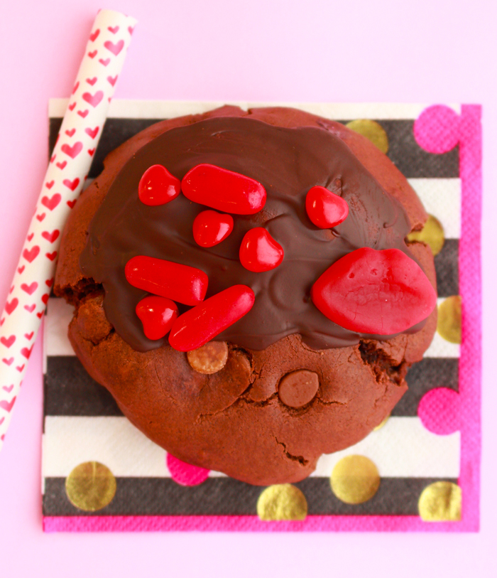 Hot Stuff Cookie