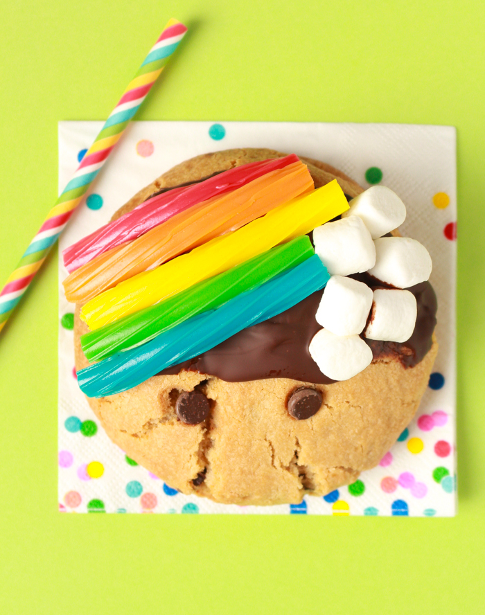 Over The Rainbow Cookie