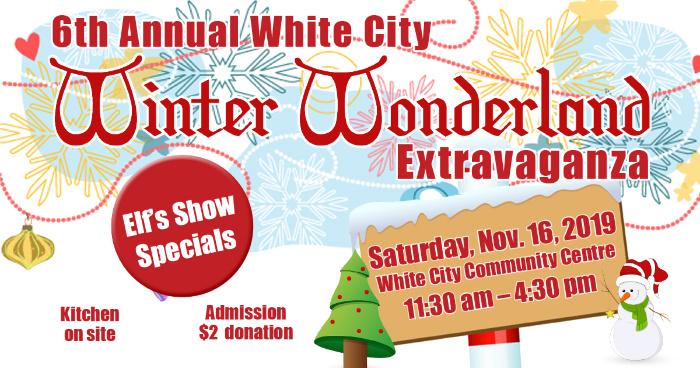 Winter Wonderland Extravaganza White City