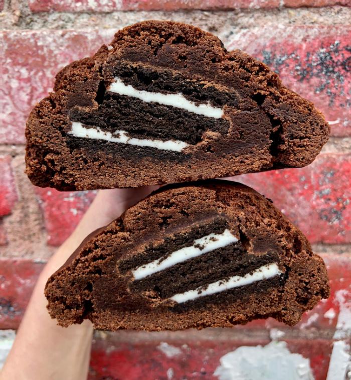 Double Stuffed Oreo Cookie